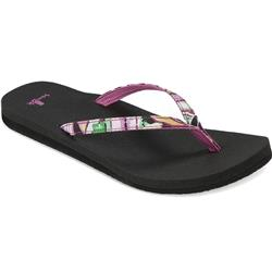 Sanuk Yoga Joy Funk - Womens-Berry Multi