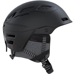 Salomon Canada - Nordic QST Charge Helmet - Black-Not Applicable