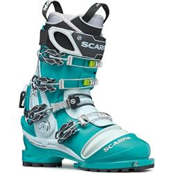 Scarpa TX Pro - Womens-Emerald / Ice Blue