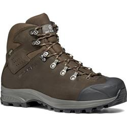 Scarpa Kailash Plus GTX, Wide - Mens-Dark Coffee