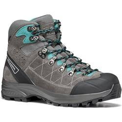 Scarpa Kailash Trek GTX - Womens-Smoke / Lagoon