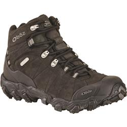 Oboz Bridger Mid B-Dry - Mens-Black