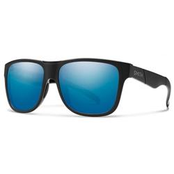 Smith Optics Lowdown XL, Salty Crew Matte Black Frame, Polarized Blue Mirror / Chromapop Polarized Lens-Not Applicable