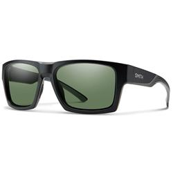 Smith Optics Outlier XL 2, Matte Black Frame, Chromapop Polarized Gray Green Lens-Not Applicable