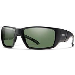 Smith Optics Transfer XL, Matte Black Frame, Chromapop Polarized Gray Green Lens-Not Applicable