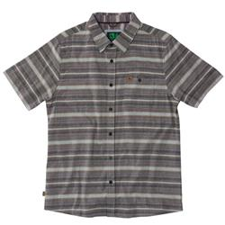Hippy Tree Hawthorne Woven - Mens-Brown