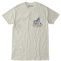 Hippy Tree Pack Tee - Mens-Heather Natural