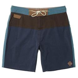 "Hippy Tree Neptune Trunk, 19"" Outseam - Mens-Navy"