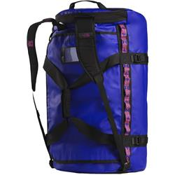 The North Face Base Camp Duffel, 50L - S-Aztec Blue / TNF Black