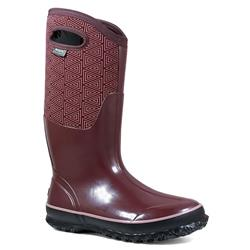 Bogs Classic Triangle-Women`s-Plum Multi