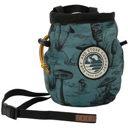 Hippy Tree Shiitake Chalkbag - Mens-Blue