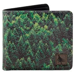 Hippy Tree Treeline Wallet-Black