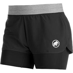 "Mammut MTR 71 Shorts, 4.5"" Inseam - Womens-Black"