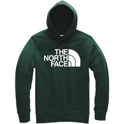 The North Face Half Dome Pullover Hoodie - Mens-Night Green