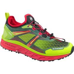 Mammut Sertig Advanced Low - Mens-Sprout / Magma