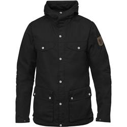 Fjallraven Greenland Jacket - Mens-Black