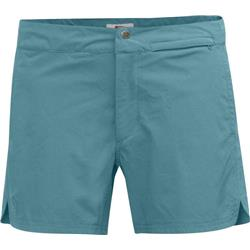 Fjallraven High Coast Trail Shorts - Womens-Lagoon