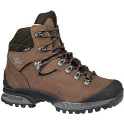 HanWag Tatra II Lady GTX, Wide - Womens-Erde Brown