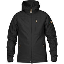 Fjallraven Sten Jacket - Mens-Black