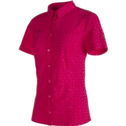 Mammut Trovat Advanced Shirt - Womens-Magenta