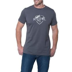 Kuhl Born In The Mountains T - Mens-Carbon