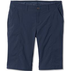 Royal Robbins Discovery III Bermuda - Womens-Deep Blue