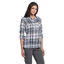 Kuhl Spektra Plaid - Womens-Sail Blue