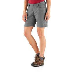 "Kuhl Trekr Shorts, 8"" Inseam - Womens-Charcoal"