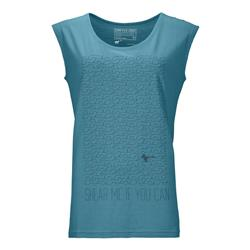 Ortovox 150 Cool Sheep T-Shirt - Womens-Aqua