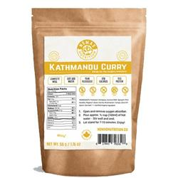 Nomad Nutrition Kathmandu Curry - 50 gram-Not Applicable