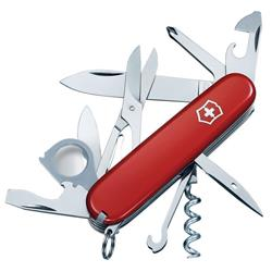 Victorinox Explorer - Red - Boxed-Not Applicable
