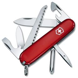 Victorinox Hiker - Red - Blister-Not Applicable