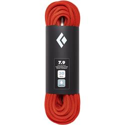 Black Diamond 7.9 Rope - 30m - Dry-Orange