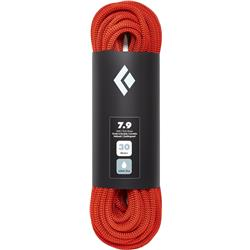 Black Diamond 7.9 Rope - 60m - Dry-Orange