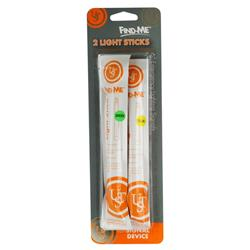 "Ultimate Survival Technologies Find Me Light Sticks 6"" - 2 Pack-Not Applicable"