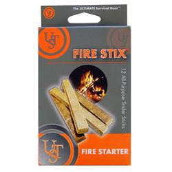 Ultimate Survival Technologies Fire Starter Stix - 12 Pack-Not Applicable