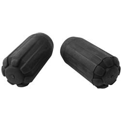 Black Diamond Trekking Pole Tip Protectors-Not Applicable