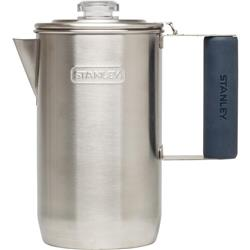 Stanley  Adventure Percolator 6-Cup - 1L / 1.1qt-Stainless Steel