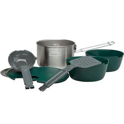 Stanley  Adventure Prep + Cook Set-Stainless Steel