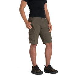 "Kuhl Ambush Kargo Shorts, 10"" Inseam - Mens-Gun Metal"