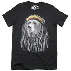 Westcoastees Rastabearian T-Shirt - Unisex-Not Applicable