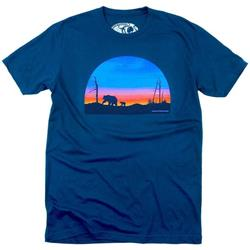 Westcoastees Sunset Ridge T-Shirt - Unisex-Not Applicable