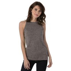 tentree Icefall Hemp Tank - Womens-Lunar Rock