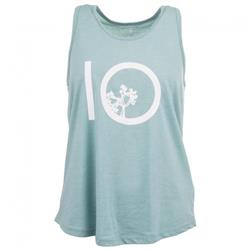 tentree Leaf Ten Tank - Womens-Aquifer