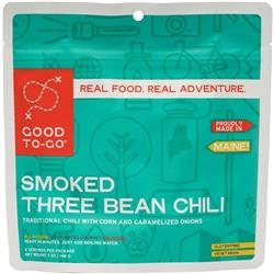 Good To Go Smoked Three Bean Chili - Double Serving-Not Applicable