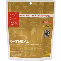 Good To Go Oatmeal - Single Serving-Not Applicable