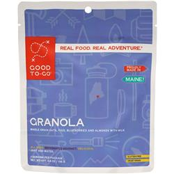 Good To Go Granola - Single Serving-Not Applicable