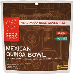 Good To Go Mexican Quinoa Bowl - Double Serving-Not Applicable