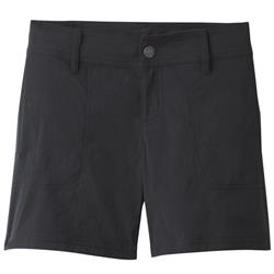 "Prana Ravenna Shorts, 7"" Inseam - Womens-Black"
