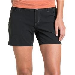 "Kuhl Strattus Short, 5"" Inseam - Womens-Black"